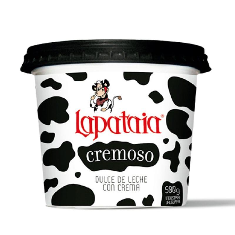Dulce de leche cremoso 1/2 kg